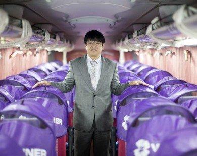 Chân dung ông chủ đế chế xe buýt chưa học hết cấp 3 ở Nhật Bản