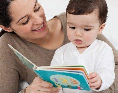 Đọc sách cho con 15 phút mỗi ngày sẽ mang lại hiệu quả thần kì