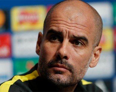Guardiola e ngại dàn hỏa lực của Monaco