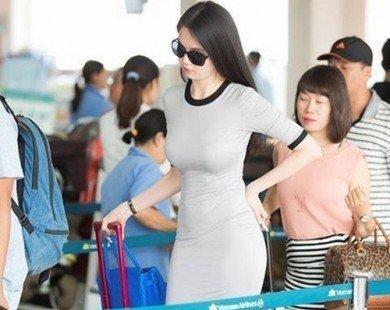 Trang tin nổi tiếng Hàn Quốc đưa tin về Ngọc Trinh