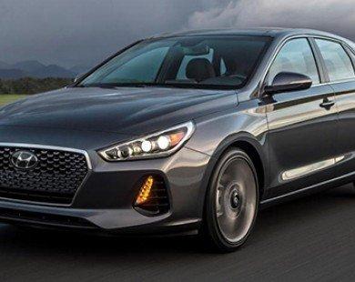 Hyundai ra mắt Elantra GT 2018