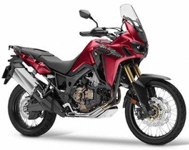 Honda giới thiệu mẫu xe Adventure mới