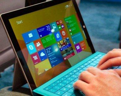 Surface Pro 3 bị