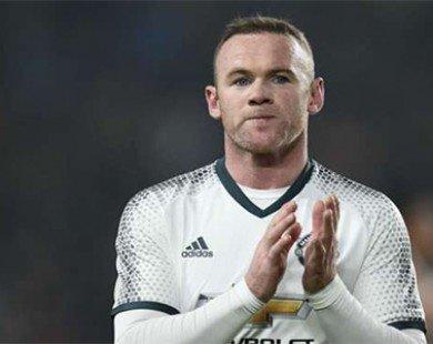 Rooney vào top năm cầu thủ phổ biến nhất ở Trung Quốc