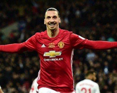 Mourinho bỏ bùa 2 quý tử khiến Ibra phải đến M.U