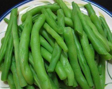 Giảm cân tiết kiệm với những món rau luộc dễ kiếm