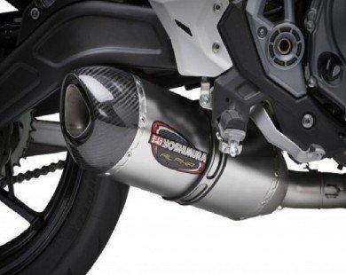 """Yoshimura tung ống xả, chắn bùn """"độc"""" cho Kawasaki Z650 và Ninja 650"""