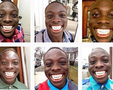 Đỉnh cao mới của selfie là đây chứ đâu, chỉ cần 1 điệu cười thôi
