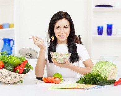Tuổi 40, phụ nữ nên ăn gì để phòng bệnh?