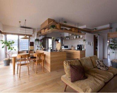 Nội thất và thiết kế căn hộ 84m2 của cặp vợ chồng trẻ