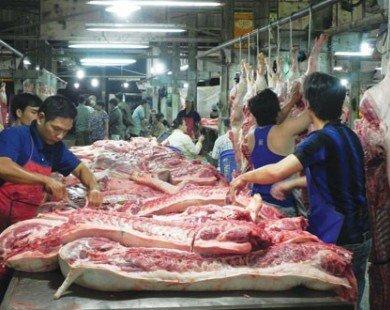 Giá thịt lợn hơi tăng nhẹ trong khi giá thịt gia cầm giảm sâu