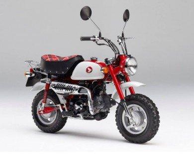 """""""Khỉ nhỏ"""" Honda Monkey tái xuất tại quê nhà"""