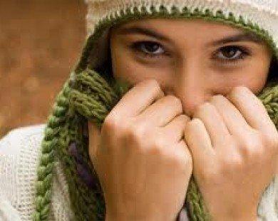 Trị các chứng bệnh hay gặp mùa rét