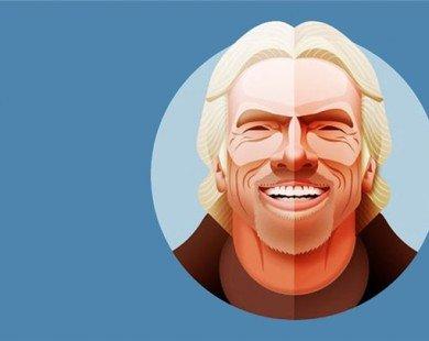 Richard Branson: 5 kỹ năng tạo nên doanh nhân thành công