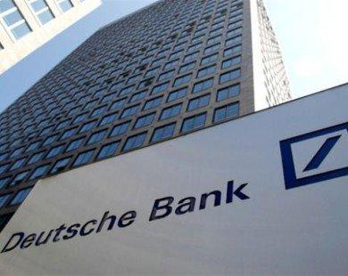 Ngân hàng lớn nhất Đức Deutsche Bank sẽ huy động thêm 8 tỷ euro