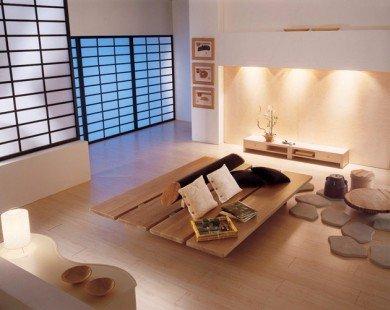 Học người Nhật cách chọn nội thất để không gian sống trở nên gọn gàng, tiện nghi