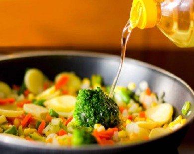 Sử dụng chất béo đúng cách để cơ thể khỏe mạnh