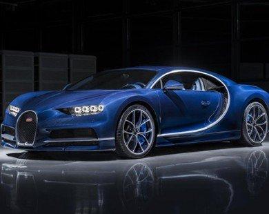 Siêu xe Bugatti Chiron bán chạy hơn dự kiến