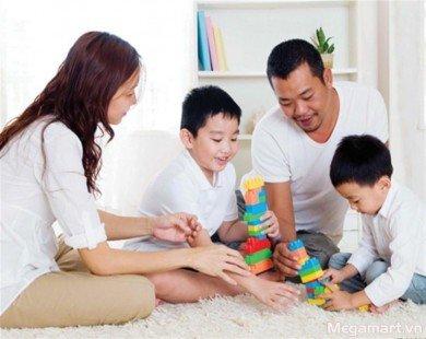 Môi trường gia đình tạo nên tính cách của trẻ