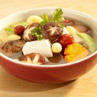 Món ngon từ nấm hương giúp tăng cường miễn dịch
