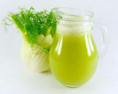 5 công thức nước ép detox ngon và dễ làm