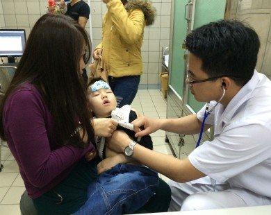 Nhận biết và chăm sóc trẻ bị viêm phổi