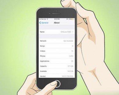 Phím cứng giúp tắt iPhone bị treo