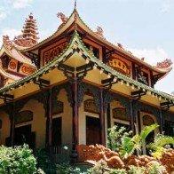 """Bảo Lâm - ngôi chùa linh thiêng ở vùng đất """"hoa vàng cỏ xanh"""""""