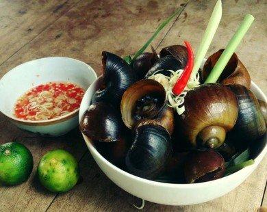 Cách làm ốc bươu hấp sả thơm phức, giòn ngon sần sật, ăn là ghiền