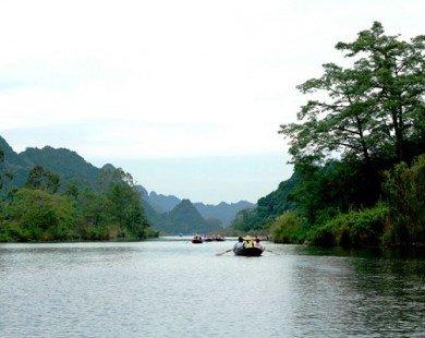 """""""Biệt chiếm nhất nam thiên"""" giữa núi rừng Hương Sơn"""