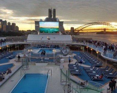 10 trải nghiệm tuyệt vời khi du lịch vòng quanh thế giới trên du thuyền
