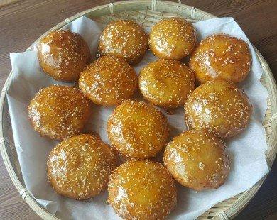 Cách làm bánh cam đường ngọt tại nhà