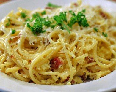 6 món ăn nhất định phải thử khi đến Rome