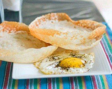 8 bữa sáng đặc trưng nhất thế giới