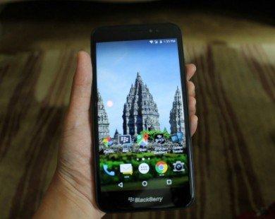 BlackBerry Aurora cấu hình tầm trung sắp ra mắt