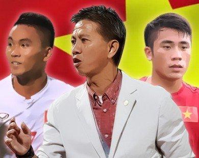 HLV Hoàng Anh Tuấn gửi tối hậu thư cho học trò U20 Việt Nam