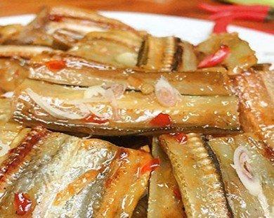 Cách làm cá khô sốt chua ngọt món ăn ngon rẻ tiền ai cũng mê