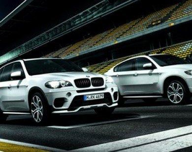BMW triệu hồi hơn 100 nghìn xe SUV hạng sang X5, X6