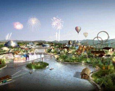 Hà Nội: Điều chỉnh cục bộ quy hoạch khu đô thị sinh thái Tuần Châu