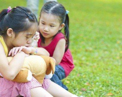 Những bài học bố mẹ nhất định phải biết để dạy trẻ biết xin lỗi