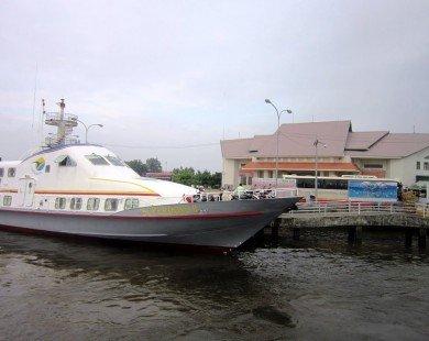Sóc Trăng: 90 tỷ đồng xây dựng bến tàu cao tốc đi Côn Đảo