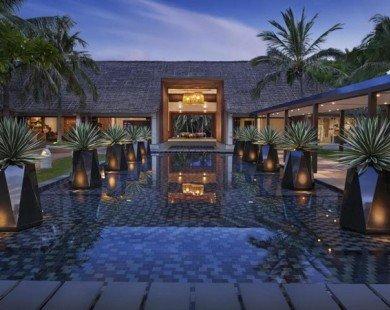 Những resort biệt lập tuyệt đẹp ít người biết đến