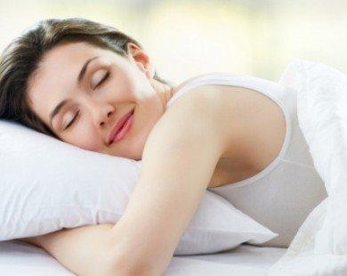 Dùng prebiotic giúp cải thiện giấc ngủ do stress