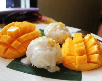 Điểm danh 4 món ngọt tuyệt hảo tại Thái Lan