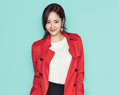 Park Min Young đón xuân cùng bộ ảnh Nữ thần lãng mạn