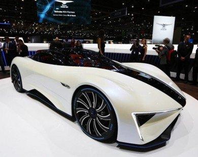 Techrules Ren: Siêu xe Trung Quốc mạnh 1.287 mã lực