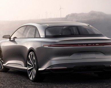 Siêu xe điện Lucid Air - Đối thủ 'nặng ký' của Tesla công bố giá bán