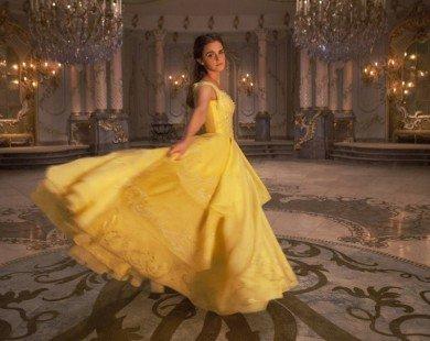 Thời trang nữ tính của Emma Watson trong 'Beauty and the Beast'