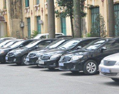 Trước 31.3 phải báo cáo tình hình sử dụng xe ô tô DN biếu tặng