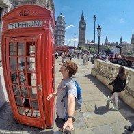 """8 """"thánh địa"""" cho tín đồ nghiện selfie ở London"""
